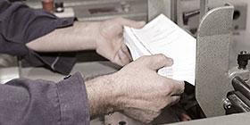 Drucken und Versenden mit siblog